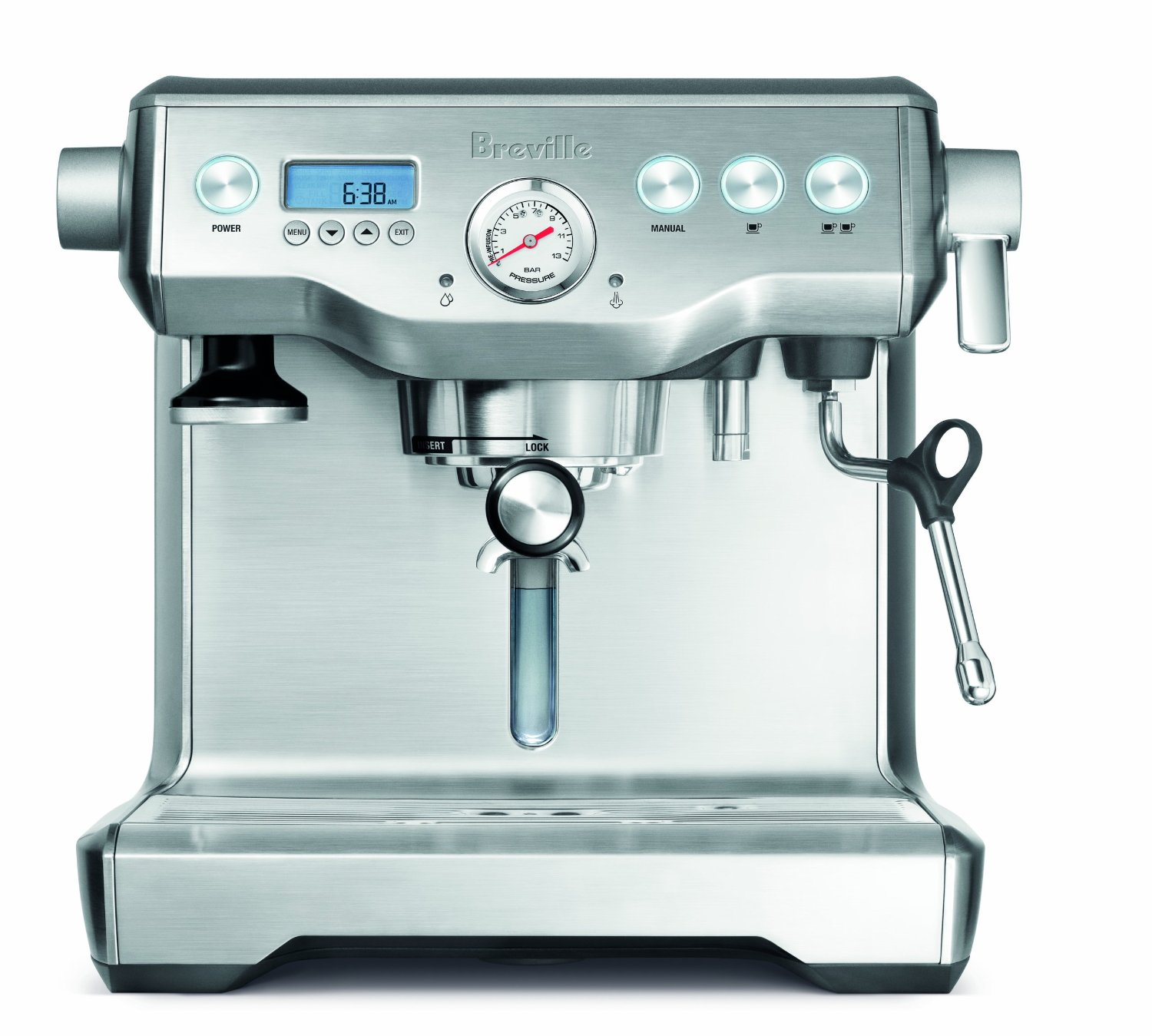 The Breville BES920XL Espresso Machine Reviewed! - BrownsCoffee.com