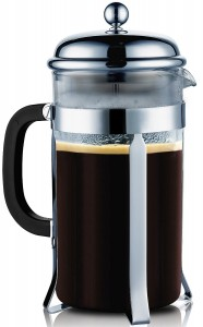 SterlingPro Glass 8-Cup French Press