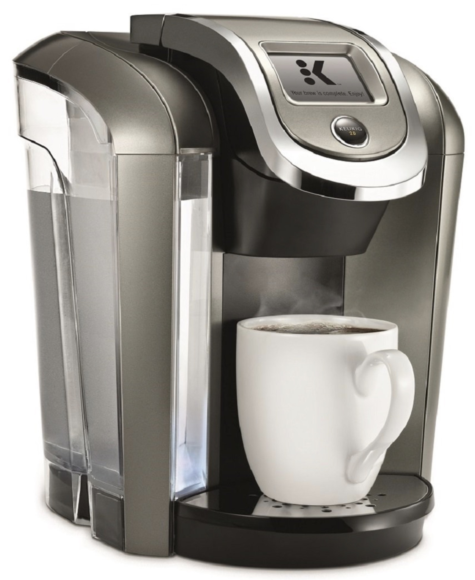 Keurig k575 single serve coffee maker review for Best coffee maker