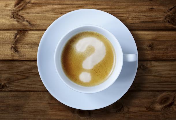 Coffee Maker Help