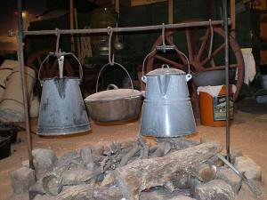 Cowboy coffee brew