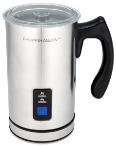 MatchaDNA Automatic Milk Frother, Heater and Cappuccino Making Carafe by Phillipe Taglioni