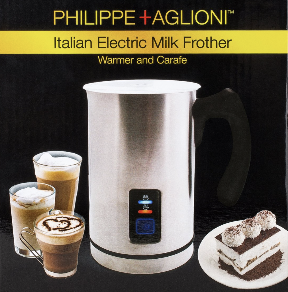 MatchaDNA Automatic Milk Frother, Heater and Cappuccino Making Carafe by Phillipe Taglioni for cappuccino