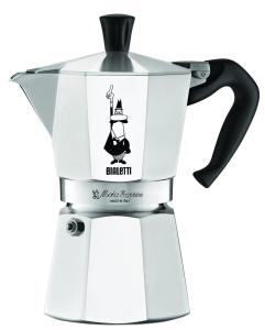 Bialetti 6-Cup Stovetop Moka Pot Espresso Maker