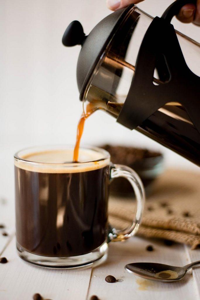 KONA French Press Coffee Tea & Espresso Maker - great coffee