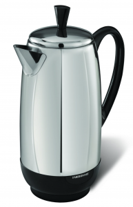 Farberware FCP412 12-Cup Stainless Steel Percolator Coffee Maker