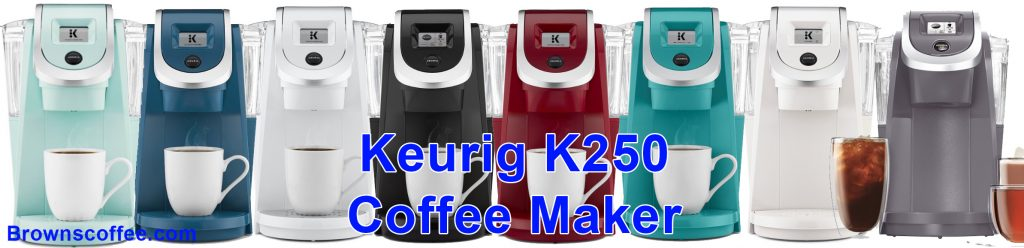 Keurig K250 2.0 Coffee Maker